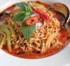 red curry noodle