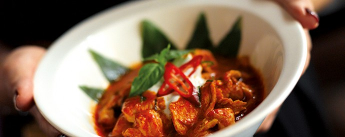47: Hot Thick Red Curry