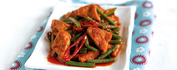 53: Dry Red Curry Paste