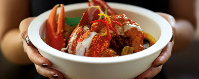 73: Red Curry Lobster